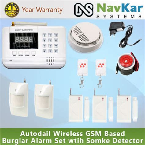 99 zones wireless gsm and landline home security anti