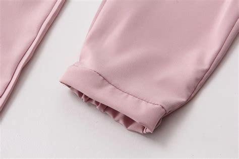 Celana Harem celana chiffon harem wanita polyester size s black jakartanotebook