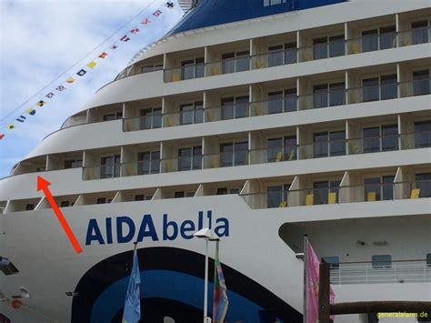 Aidaprima Gästezahl by Balkonkabine Glas Oder Stahlbr 252 Stung Aida Allgemein