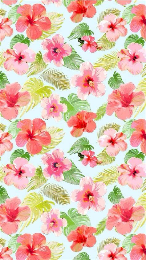 hawaiian pattern iphone wallpaper fondos para whatsapp