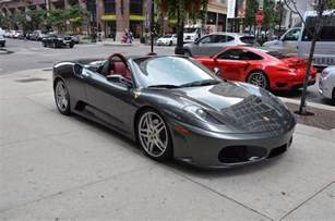 2006 F430 For Sale 2006 F430 Spider F1 Spider Stock Gc1252aa For