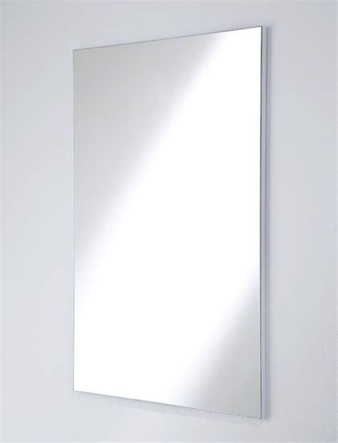 Wandspiegel Rahmenlos by Wandspiegel 5 Rahmenlos 105x60x2 Cm