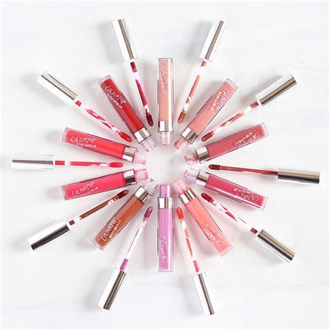 Colour Pop Ultra Satin Lip colourpop ultra satin lip photos review swatches