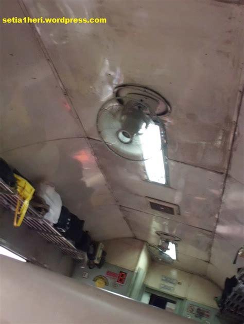 Kipas Angin Kecil Di Bandung naik kereta api toet toet toet sby bwi setia1heri