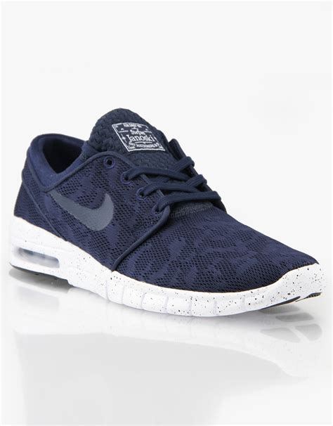 Nike Stefan Janoski Max Navy Premium 1 cheap authentic nike casual fashion trainers shoes mens