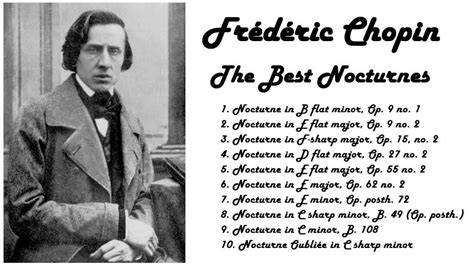 chopin the best fr 233 d 233 ric chopin the best nocturnes in 432 hz tuning