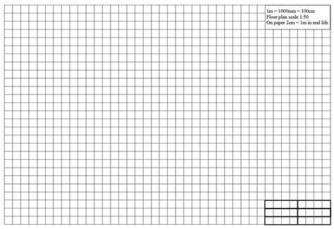 Printable Floor Plan Grid | how to draw a floor plan like a pro the ultimate guide