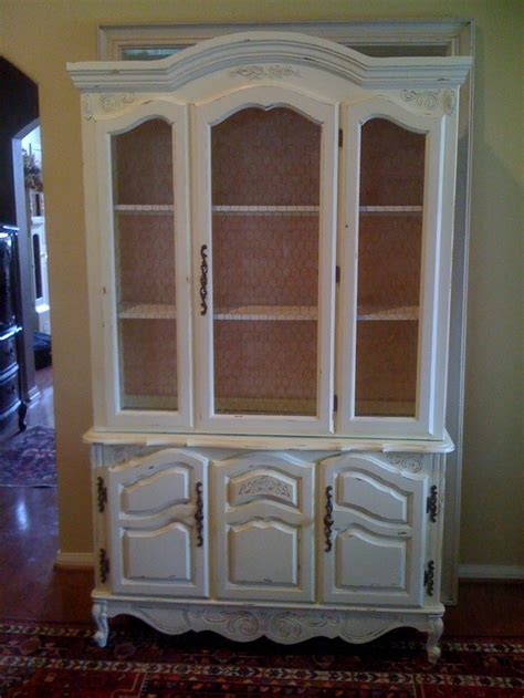 Painted Dining Room China Cabinets Painted China Cabinet Dining Rooms