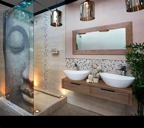 Bambusmatte Badezimmer by Die Besten 25 Zen Bathroom Ideen Auf Zen