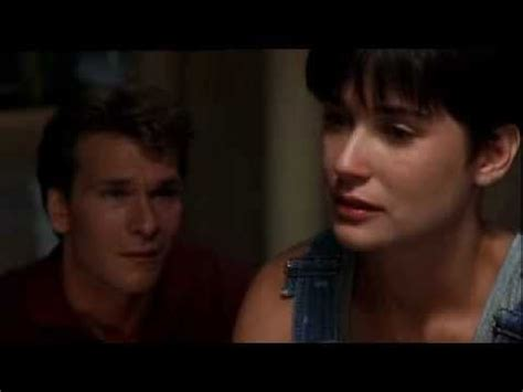 film ghost unchained melody ghost unchained melody youtube