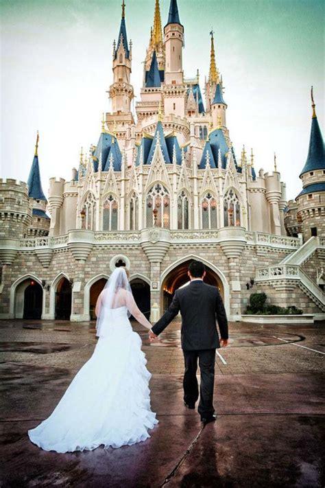 Disney Wedding Photos in the Magic Kingdom: Kristy   Aman   Magical Day Weddings   A Showcase