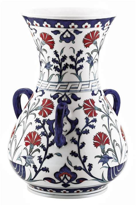 kandil  cm vazo kuetahya porselen vazolar seramik