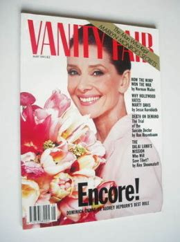 Demi Vanity Fair 1991 by Vanity Fair Magazine Back Issues Uk For Sale