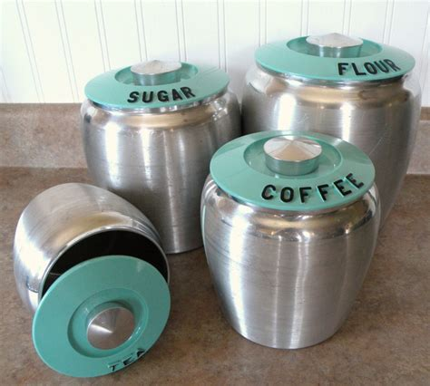 turquoise kitchen canisters oh la la turquoise kitchen canisters for the home