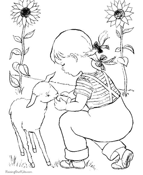 Coloring Book Page 014 Coloring Pages Booklet