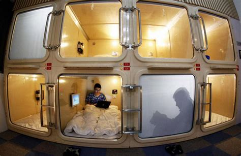 Google Sleep Pods by Smallest Hotel Room In China Makes Me Feel Lucky Woikr