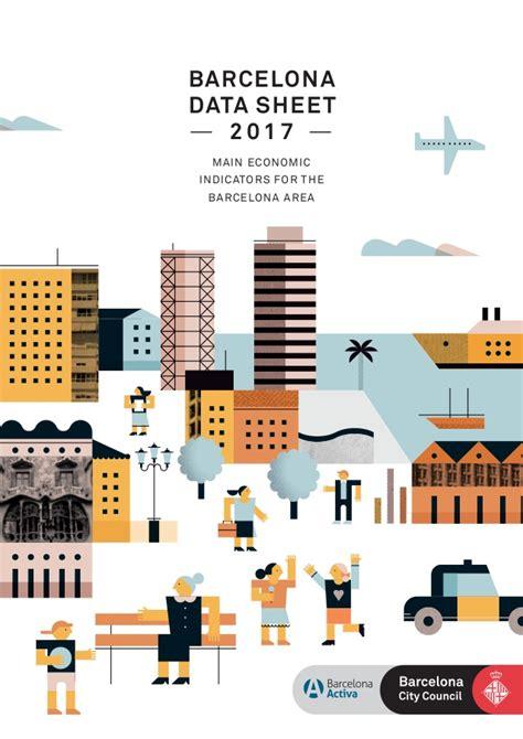 barcelona economy barcelona data sheet 2017