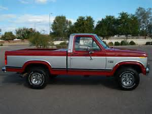 1986 ford f 150 4x4 car tuning