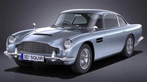Aston Martin Db5 Model by 3d Aston Martin Db5 Model Turbosquid 1266785