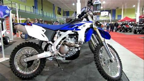 Suzuki Dual Sport 450 2013 Yamaha Wr450f Dual Purpose Bike 2012 Salon National