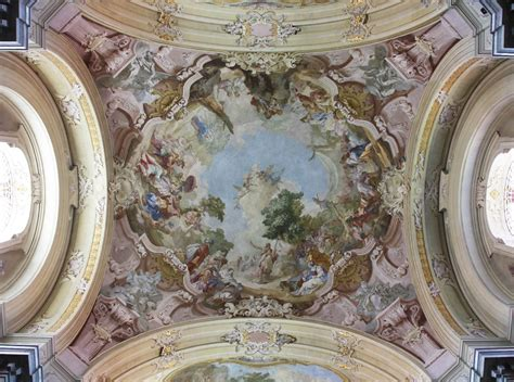 baroque ceiling bcpce news