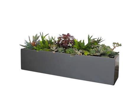 best planters vicksburg table top rectangle planter jayscottsmanufacturing