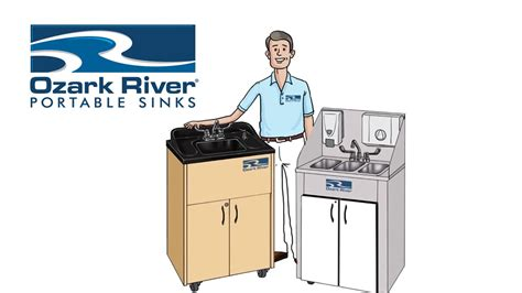 ozark river portable sinks ozark river portable sinks youtube