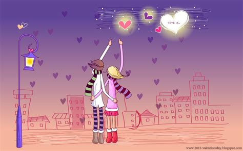 cute couple quotes hd wallpaper cute cartoon couple love hd wallpapers for valentines day