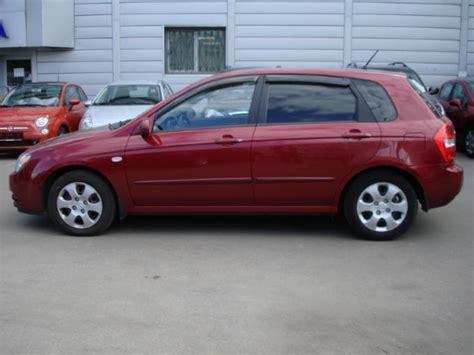 2006 Kia Cerato Review 2006 Kia Cerato Pics 1 6 Gasoline Ff Automatic For Sale