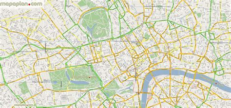 printable maps google maps update 21051488 printable tourist map of london