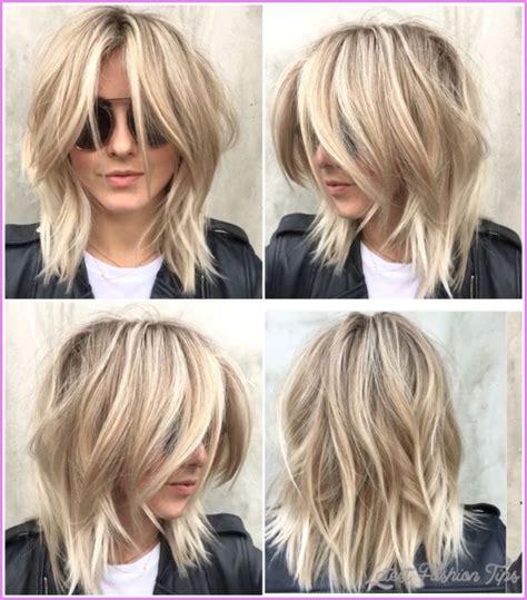 shag haircut 2017 shag hairstyles for 2017 latestfashiontips