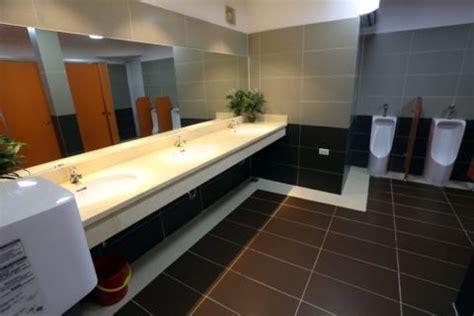 modern restrooms image luxury restroom opens in hanoi news vietnamnet