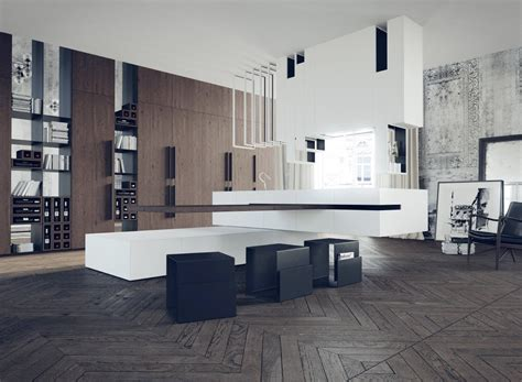 kitchen designs by delta 50 modern kitchen designs that use unconventional geometry