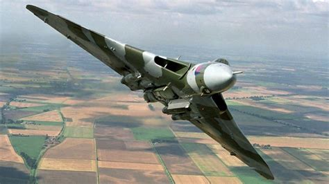 Boomber Voolcon vulcan aircraft charity raises 163 200 000 to maintain bomber news
