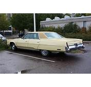 1977 Chrysler New Yorker  Information And Photos MOMENTcar
