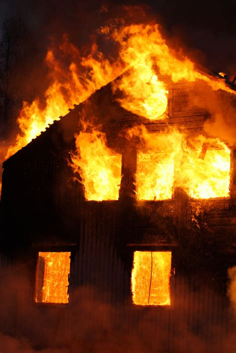 burning house when it comes to fighting fires anticipate snow communications blog