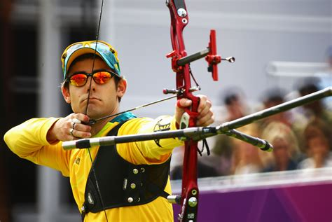 2016 summer olympics archery olympic archery team selection event brisbane