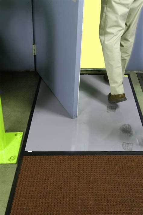 Floor Mat Cleaning by Carpeted Clean Room Sticky Mats Are Clean Room Mats By