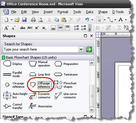 visio on page reference exle page reference d tools