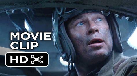 film drama brad pitt fury movie clip move out 2014 brad pitt war drama