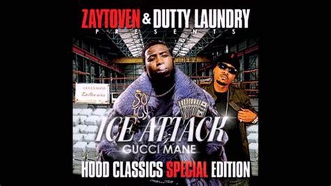 gucci mane removes iconic ice gucci mane attack 2007 mixtape
