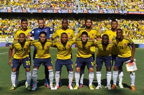 seleccion la futbol la selecci 243 n colombia de futbol