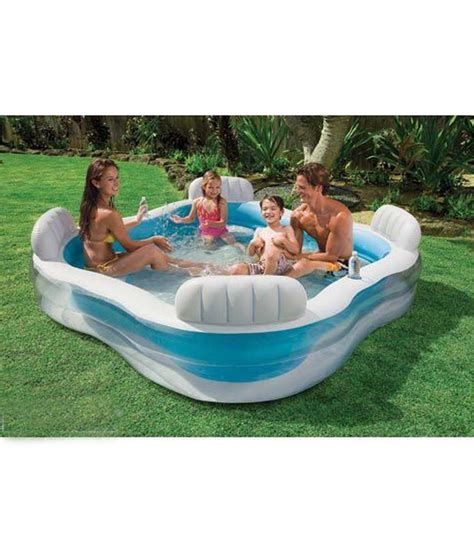 backyard kid pools triyae com intex family backyard swimming pool various