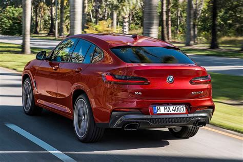 New Bmw X4 2018 by New 2018 Bmw X4 Revealed And Ordering Opens Tomorrow