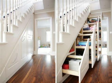 unter treppe ideen sch 246 ne praktische lagerraum ideen unter der treppe
