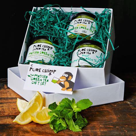 Set Greentea by Matcha Green Tea Gift Set By Purechimp