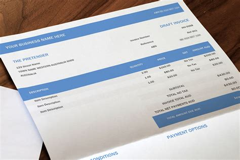 xero invoice templates download free invoice template
