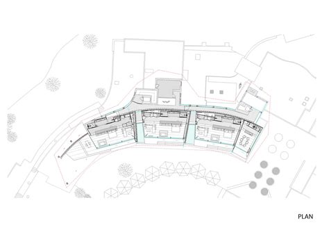 therme vals floor plan therme suiteroom vals kengo kuma archeyes