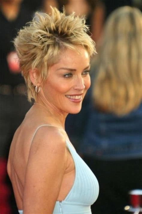 sharon stone haircut 2015 how to sharon stone hairstyles 2015 short hairstyle 2013