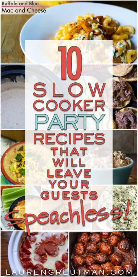9 slow cooker recipes that blew us away in 2014 10 super bowl party crockpot recipes lauren greutman